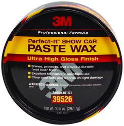 3M™ Perfect-it™ Show Car Paste Wax 39526, 10.5 oz Net Wt