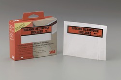 3M™ Full Print Packing List Envelope F1-PL, 4-1/2 in x 5-1/2 in