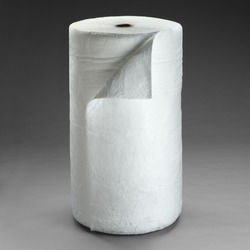 3M™ Petroleum Sorbent Roll T-100, Environmental Safety Product 3M stock# 7100003890