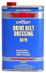 Drive Belt Dressing