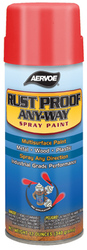 Rust Proof Any-Way Spray Paint - Safety Purple