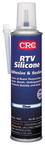 RTV Silicone Sealant - Clear, 7.25 Wt Oz
