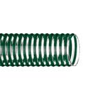 8 in - Spiraflex 1500 Clear/Green – Water - Suction & Discharge