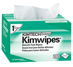 "KIMTECH SCIENCE* KIMWIPES* Delicate Task Wipers - 4.4""x8.4"""