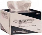 KIMBERLY-CLARK PRECISION WIPES WHITE 4.5INX8.25IN 60/CS