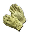 Unlined Leather Driver's Gloves, 68-105/M
