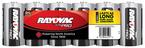 Alkaline UltraPro Shrink-Wrapped D 6-Pack
