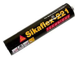 Sikaflex 221 - Black - 90892