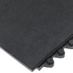 24/Seven Solid CFR 3' x 3' Black