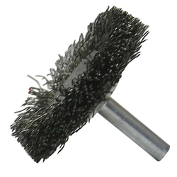 WEILER CONCAVE BRUSH .0118 WIRE SIZE 1-1/2 IN DIA