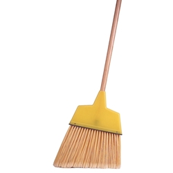 WEILER ANGLE BROOM 12IN PLASTIC FILL 7-1/2IN TRIM