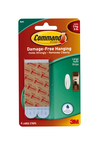Command™ Water Resistant Strips 17605B Large Blue