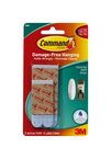 Command™ Water Resistant Replacement Strips 17615 White