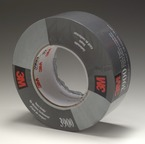 3M™ Duct Tape 3900 Silver, 48 mm x 54.8 m 7.7 mil, Individually Wrapped