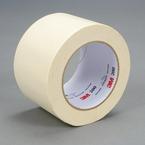 3M™ Paper Tape 200 Tan, 72 mm x 55 m 4.4 mil