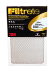 Filtrete® Elite Allergen Reduction Filter EA00DC-6, 16 in x 20 in x 1 in (40.6 cm x 50.8 cm x 2.5 cm)
