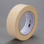 3M™ Paper Masking Tape 2209 Tan, 36 mm x 55 m