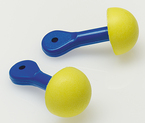 3M™ E-A-R™ Express™ Pod Plugs™ Uncorded Earplugs, Hearing Conservation Blue Grips 321-2100 in Pillow Pack