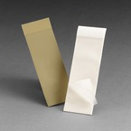 3M™ ScotchPad™ Packaging Tape Pad 3750P Clear, 2 in x 6 in, Boxed