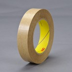 3M™ Adhesive Transfer Tape 463 Clear, 1/4 in x 60 yd 2.0 mil