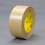 3M™ Adhesive Transfer Tape 465 Clear, 1/4 in x 60 yd 2.0 mil