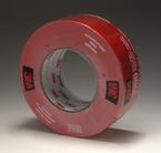 3M™ Duct Tape 3900 Red, 48 mm x 54.8 m 7.7 mil, Individually Wrapped