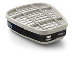 3M™ Organic Vapor Cartridge 6001, Respiratory Protection
