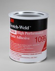 3M™ Scotch-Weld™ Nitrile High Performance Plastic Adhesive 1099 Tan, 1 Gallon