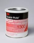 3M™ Scotch-Weld™ Neoprene High Performance Rubber And Gasket Adhesive 1300 Yellow, 1 Quart