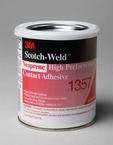 3M™ Scotch-Weld™ Neoprene High Performance Contact Adhesive 1357 Gray-Green, 1 Pint