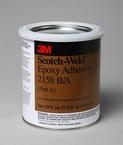 3M™ Scotch-Weld™ Epoxy Adhesive 2158 Gray B/A, 1 Quart Kit
