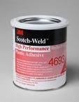 3M™ Scotch-Weld™ High Performance Industrial Plastic Adhesive 4693 Light Amber, 1 Quart