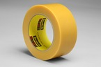 3M™ Electroplating/Anodizing Tape 484 Tan, 2 in x 36 yd 7.2 mil