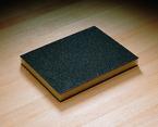 3M™ Woodworking Sanding Sponge 51065, Medium, 3 3/4 in x 4 3/4 in x 1/2 in