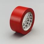 3M™ General Purpose Vinyl Tape 764 Red, 1 in x 36 yd 5.0 mil