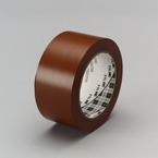 3M™ General Purpose Vinyl Tape 764 Brown, 2 in x 36 yd 5.0 mil
