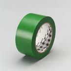 3M™ General Purpose Vinyl Tape 764 Green Plastic Core, 49 in x 36 yd