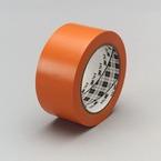 3M™ General Purpose Vinyl Tape 764 Orange, 49 in X 36 yd