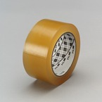 3M™ General Purpose Vinyl Tape 764 Transparent, 1 in x 36 yd 5.0 mil