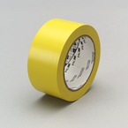 3M™ General Purpose Vinyl Tape 764 Yellow, 1 in x 36 yd 5.0 mil