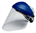 3M™ Clear Polycarbonate Faceshield WP96, Face Protection 82701-00000, Molded