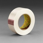 Scotch® Appliance Filament Tape 8916, Clear, 12 mm x 55 m
