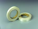 Scotch® Filament Tape 893 Clear, 9 mm x 55 m