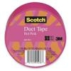 Scotch® Duct Tape 920-PNK-C 1.88 in x 20 yd (48 mm x 18 2 m), Pink