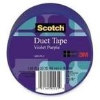 Scotch® Duct Tape 920-PPL-C 1.88 in x 20 yd (48 mm x 18 2 m), Purple