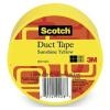 Scotch® Duct Tape 920-YLW-C 1.88 in x 20 yd (48 mm x 18 2 m), Yellow