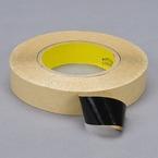 3M™ Double Coated Tape 9576B Black, 12 mm x 50 m