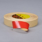 3M™ Double Coated Tape 9576R Red, 1 in x 60 yd 4.0 mil