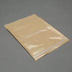 3M™ Non-Printed Zipper Closure Packing List Envelope NPZ-XL Clear, 10 in x 12.5 in