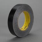 3M™ Squeak Reduction Tape 9324 Black, 1/2 in x 108 yd